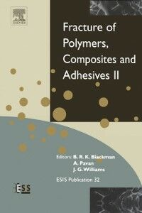 Ebook in inglese Fracture of Polymers, Composites and Adhesives II
