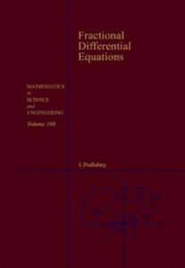 Ebook in inglese Fractional Differential Equations Podlubny, Igor
