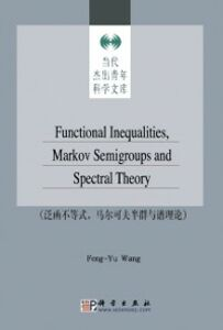 Ebook in inglese Functional Inequalities Markov Semigroups and Spectral Theory Wang, Fengyu