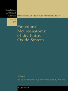 Foto Cover di Functional Neuroanatomy of the Nitric Oxide System, Ebook inglese di AA.VV edito da Elsevier Science