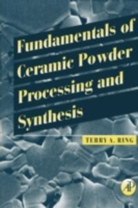 Ebook in inglese Fundamentals of Ceramic Powder Processing and Synthesis Ring, Terry A.