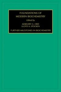 Foto Cover di Further Milestones in Biochemistry, Ebook inglese di  edito da Elsevier Science