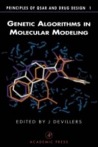 Ebook in inglese Genetic Algorithms in Molecular Modeling Devillers, James
