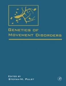 Ebook in inglese Genetics of Movement Disorders Pulst, Stefan M.