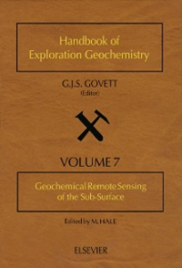 Ebook in inglese Geochemical Remote Sensing of the Sub-Surface -, -