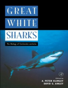 Ebook in inglese Great White Sharks -, -