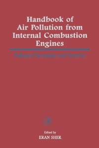 Ebook in inglese Handbook of Air Pollution from Internal Combustion Engines Sher, Eran