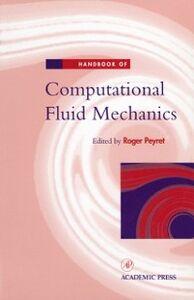 Foto Cover di Handbook of Computational Fluid Mechanics, Ebook inglese di  edito da Elsevier Science