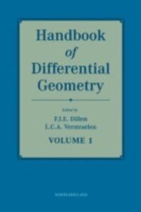 Ebook in inglese Handbook of Differential Geometry, Volume 1