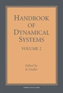 Ebook in inglese Handbook of Dynamical Systems