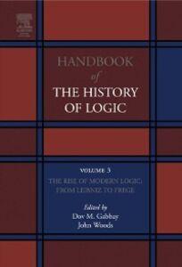 Foto Cover di Rise of Modern Logic: from Leibniz to Frege, Ebook inglese di  edito da Elsevier Science