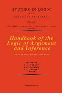 Foto Cover di Handbook of the Logic of Argument and Inference, Ebook inglese di AA.VV edito da Elsevier Science