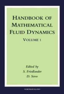 Ebook in inglese Handbook of Mathematical Fluid Dynamics -, -