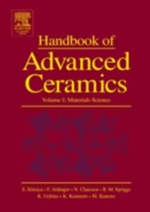 Ebook in inglese Handbook of Advanced Ceramics -, -