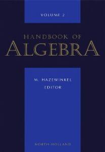 Foto Cover di Handbook of Algebra, Ebook inglese di  edito da Elsevier Science