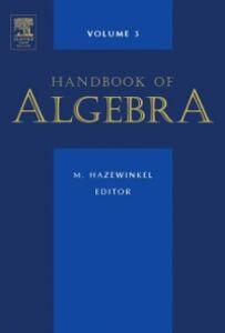 Ebook in inglese Handbook of Algebra Unknown, Author