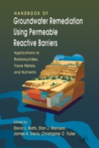Ebook in inglese Handbook of Groundwater Remediation using Permeable Reactive Barriers -, -