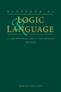 Ebook in inglese Handbook of Logic and Language -, -