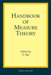 Ebook in inglese Handbook of Measure Theory Pap, E.