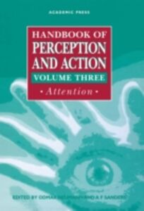 Foto Cover di Handbook of Perception and Action, Ebook inglese di  edito da Elsevier Science