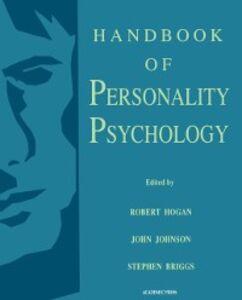 Ebook in inglese Handbook of Personality Psychology