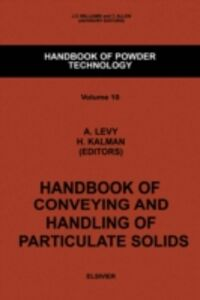Foto Cover di Handbook of Conveying and Handling of Particulate Solids, Ebook inglese di  edito da Elsevier Science