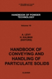 Ebook in inglese Handbook of Conveying and Handling of Particulate Solids -, -