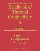 Handbook of Thermal Conductivity, Volume 1: