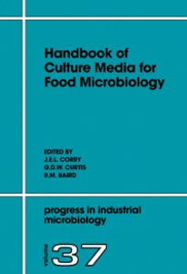 Ebook in inglese Handbook of Culture Media for Food Microbiology, Second Edition -, -