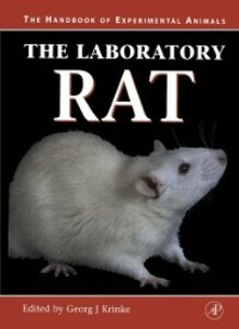 Ebook in inglese Laboratory Rat Krinke, George J.