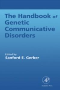 Ebook in inglese Handbook of Genetic Communicative Disorders -, -