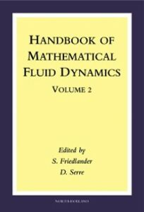 Ebook in inglese Handbook of Mathematical Fluid Dynamics -, -