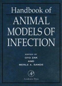 Ebook in inglese Handbook of Animal Models of Infection Sande, Merle A.