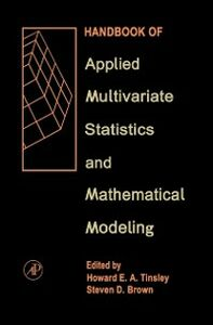 Foto Cover di Handbook of Applied Multivariate Statistics and Mathematical Modeling, Ebook inglese di  edito da Elsevier Science