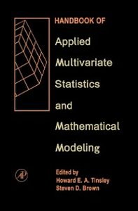 Ebook in inglese Handbook of Applied Multivariate Statistics and Mathematical Modeling -, -