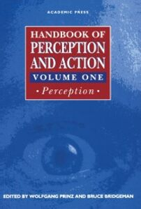 Ebook in inglese Handbook of Perception and Action