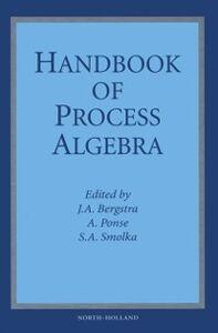 Ebook in inglese Handbook of Process Algebra -, -