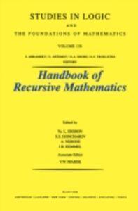 Ebook in inglese Recursive Model Theory -, -