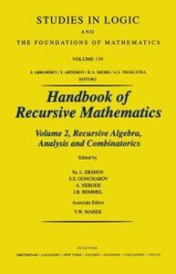 Foto Cover di Recursive Algebra, Analysis and Combinatorics, Ebook inglese di Author Unknown, edito da Elsevier Science