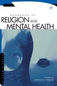Ebook in inglese Handbook of Religion and Mental Health -, -