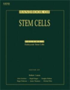 Ebook in inglese Handbook of Stem Cells, Two-Volume Set
