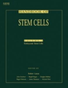 Ebook in inglese Handbook of Stem Cells, Two-Volume Set -, -