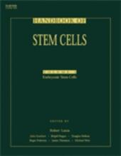 Handbook of Stem Cells, Two-Volume Set