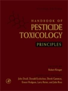 Ebook in inglese Handbook of Pesticide Toxicology, Two-Volume Set -, -