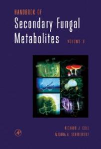 Ebook in inglese Handbook of Secondary Fungal Metabolites, 3-Volume Set -, -