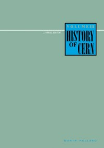 Ebook in inglese History of CERN, III -, -