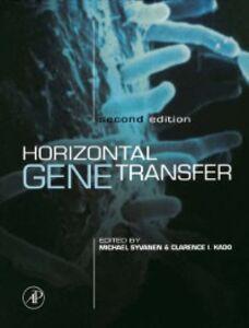 Ebook in inglese Horizontal Gene Transfer Kado, Clarence I. , Syvanen, Michael
