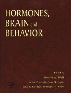 Ebook in inglese Hormones, Brain and Behavior, Five-Volume Set -, -