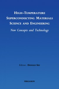 Ebook in inglese High-Temperature Superconducting Materials Science and Engineering -, -