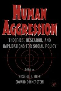 Foto Cover di Human Aggression, Ebook inglese di  edito da Elsevier Science